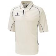 Surridge 3/4 Sleeve Piped Cricket Shirt