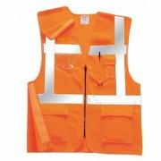Hi Vis Executive Rail Waistcoat