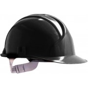 PS51 Workbase Black Safety Helmet