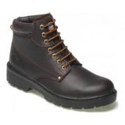 Dickies Antrim Brown Safety Boot