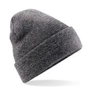 BC045 Knitted Cuffed Beanie Hat