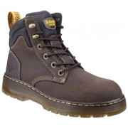 Dr Marten Brace Brown Safety Boot