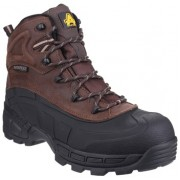 FS430 Brown Waterproof  Safety Boot