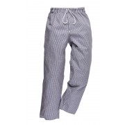 C079 Chef's Check Trousers
