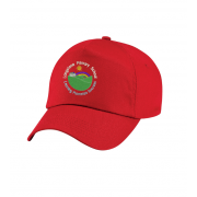 Langstone Primary Red House Baseball Cap