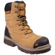 CAT Premier Safety Boot Honey