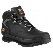 Timberland  Euro Hiker Black Safety Boot