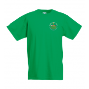 Langstone Primary Green House T Shirt