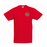 Langstone Primary Red House T Shirt