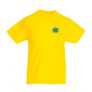 Langstone Primary Yellow House T Shirt