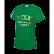Obstafit Lady Fit T Shirt