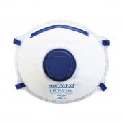 P2 Valved Dust & Mist Respirator Box of 10