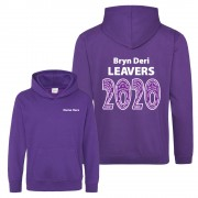Bryn Deri Children's Leavers Hoody