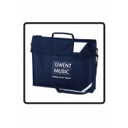 Gwent Music Script Bag With Shoulder Strap