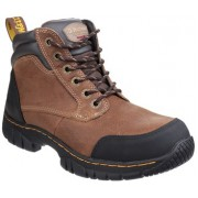 Dr Marten Riverton Brown Safety Boot