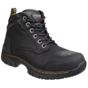 Dr Marten Riverton Black Safety Boot
