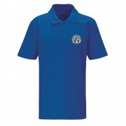 St Mary's Primary Royal Blue Polo Shirt