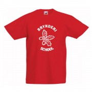 Bryn Deri Primary P.E TShirt Red