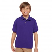 UC103 Kids Classic Polo Shirt