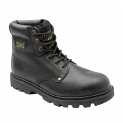 WK2 Black Welted  Safety Boot