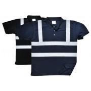 F477 Hi Viz Iona Polo Shirt