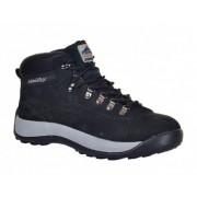 FW31 Black Nubuck Safety Boot