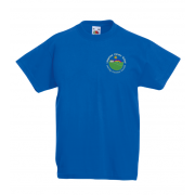 Langstone Primary Blue House T Shirt
