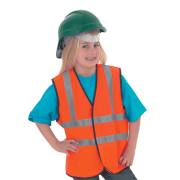 Kids Hi visability Waistcoat