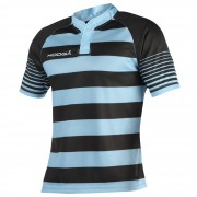 Kooga Junior Touchline Hooped Shirt