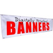 Personalised Pvc Banner One Metre Long