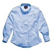 SH64300 Long Sleeve Dickies Ladies Shirt