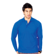 UC113 Long Sleeve  Polo Shirt