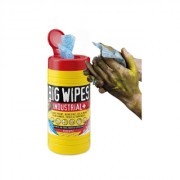 Tub of Industrial Hand Wipes