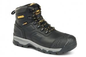 DeWalt Bulldozer Safety Boot Black