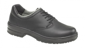 FW80  Unisex Black Safety Shoe