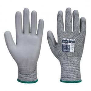 Cut Level C Pu Palm Glove
