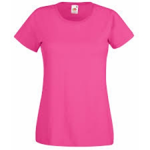 SS050 Ladys Fitted T Shirt
