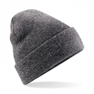 BC045 Knitted Cuffed Beanie Hat