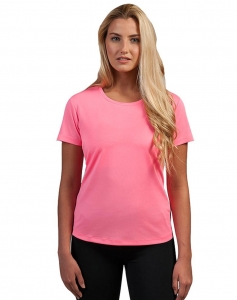 JC005 Ladies Fitted Cool T shirt