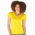 SS047  Ladys V Neck Fitted T Shirt