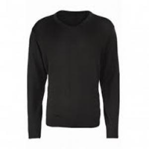 PR694 V Neck Knitted Sweater