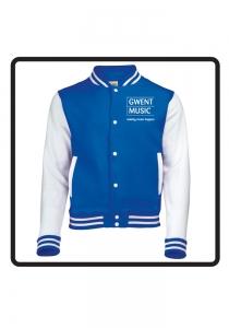 Gwent Music Childs Varsity Jacket