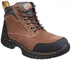 Dr Marten Riverton Brown Safety Boot