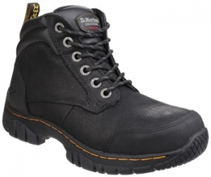 Dr Marten Riverton Black Safety Boot