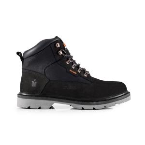 Scruffs Twister Black Safety Boot