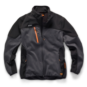 Scruffs Trade Tech Softshell Jacket