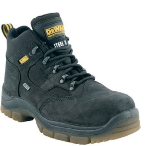 DeWalt  Challenger Safety Boot Black