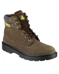 FS113 - 6 Eyelet Safety Boots