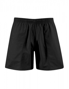 Bedwas High Black Rugby Shorts Adult Sizes