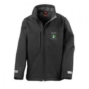 Bedwas High Softshell Jacket Adult Sizes